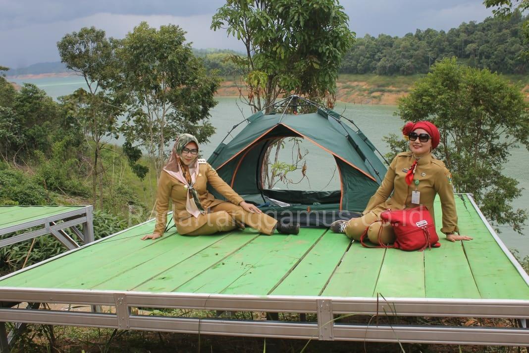 Tanjung Harapan Destinasi Wisata Baru Di Kawasan Batu Tegi Radar Tanggamus